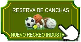 Reservar Canchas Deportivas